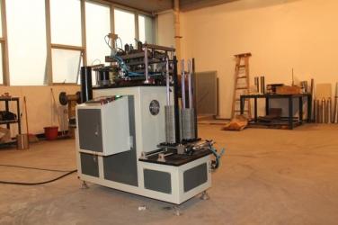 125摩擦片自动涂胶机